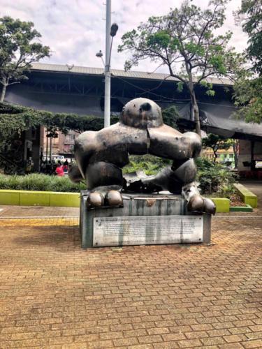 Parque San Antonio Medellin Antioquia2