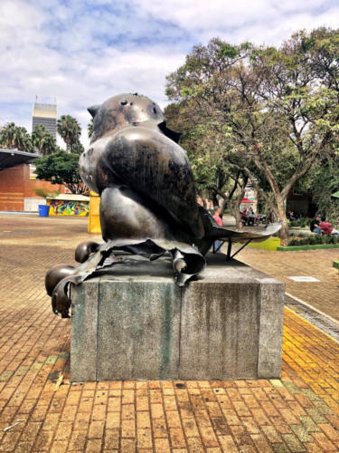 Parque San Antonio Medellin Antioquia3